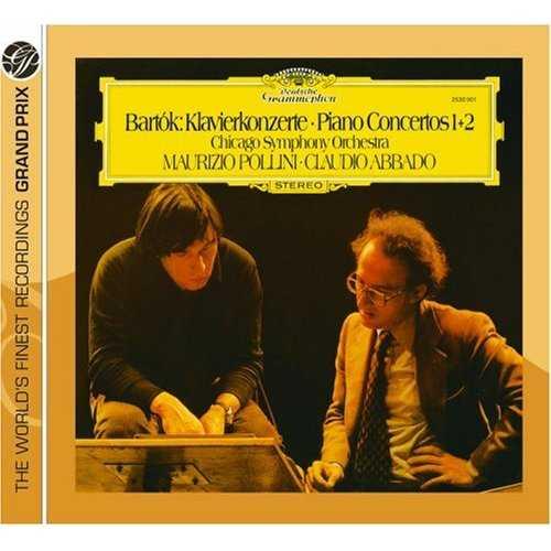 Abbado, Pollini: Bartok - Piano Concertos (FLAC)