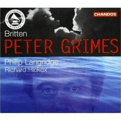 Benjamin Britten: Peter Grimes (2 CD, FLAC)