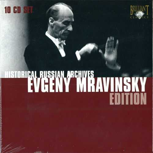 Russian Archives: Mravinsky Edition (10 CD box set, FLAC)