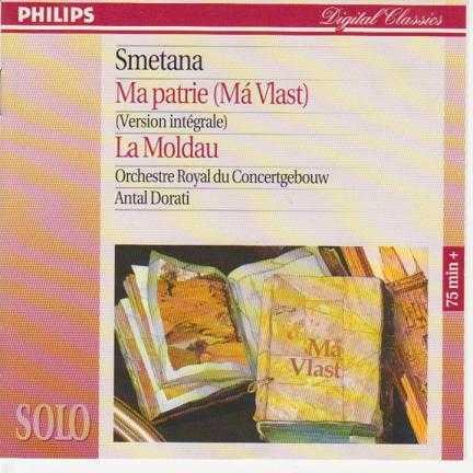Smetana: Ma Vlast, Moldau (FLAC)