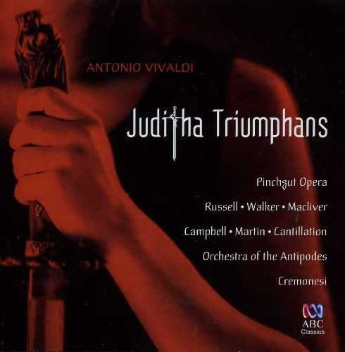 Antonio Vivaldi: Juditha Triumphans (2 CD, FLAC)