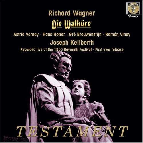 Wagner: Die Walküre (4 CD, FLAC)