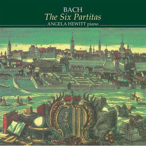Hewitt: Bach - The Six Partitas (2 CD, M4A)