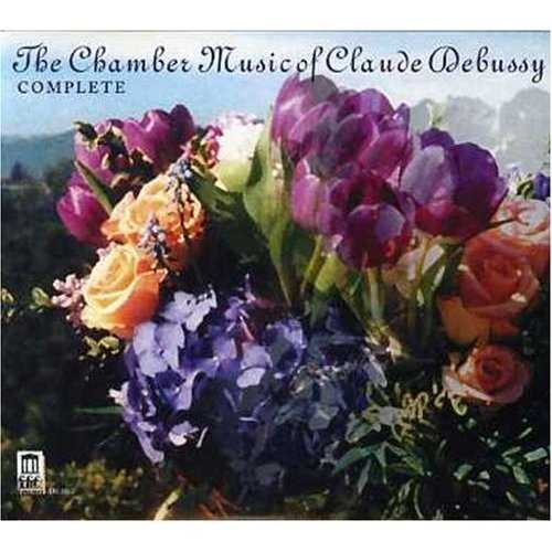 Debussy: Complete Chamber Music (3 CD, FLAC)