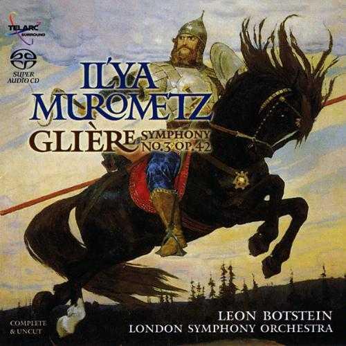 Reinhold Gliere: Symphony No. 3 (Ilya Murometz), Op. 42 (FLAC)