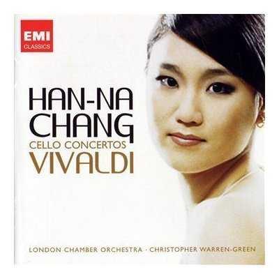 Han-Na Chang: Vivaldi - Cello Concertos (FLAC)
