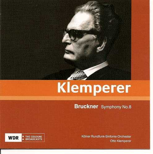 Klemperer: Bruckner - Symphony №8 (FLAC)