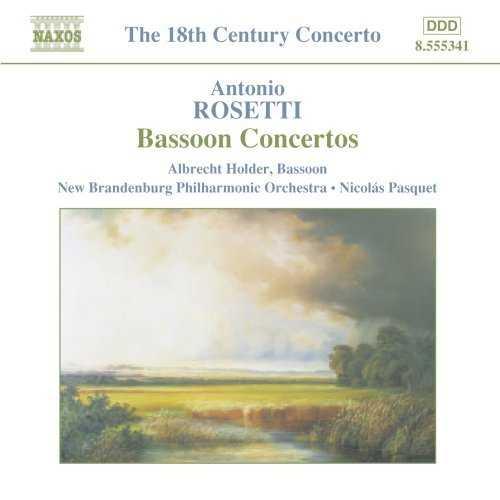 Rosetti: Bassoon Concertos (FLAC)
