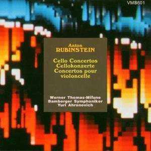 Rubinstein: Cello Concertos (FLAC)