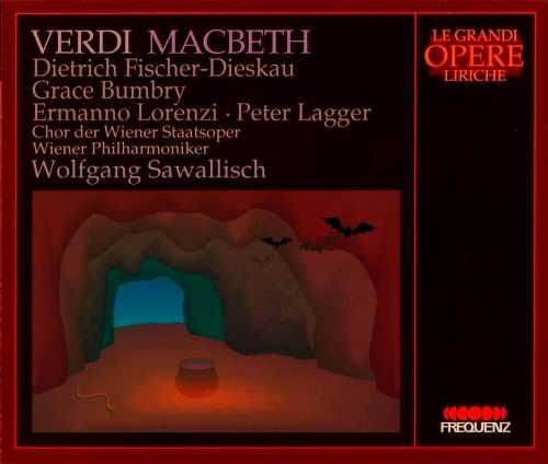 Sawallisch: Verdi - Macbeth (2 CD, APE)