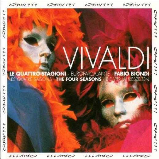 Biondi: Vivaldi - Le Quattro Stagioni (APE)