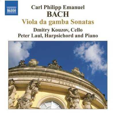 Bach: Viola Da Gamba Sonatas (FLAC)