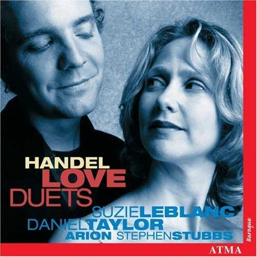 Handel - Love duets (FLAC)