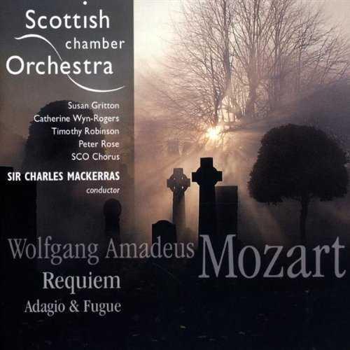 Mackerras: Mozart - Requiem; Adagio & Fugue (FLAC)