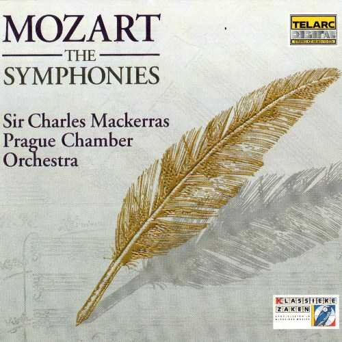 Mackerras: Mozart - The Symphonies (10 CD box set, FLAC)