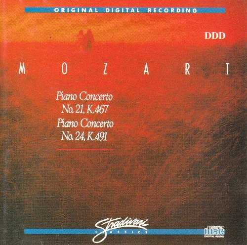 Nanut: Mozart - Concertos for piano no.21 & 24 (FLAC)