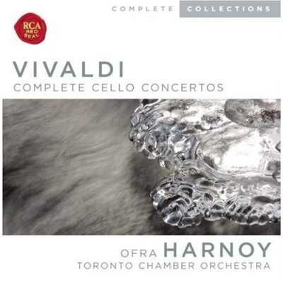 Vivaldi: Complete Cello Concertos (4 CD box set, FLAC)