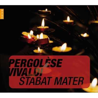 Pergolese: Vivaldi - Stabat Mater (FLAC)