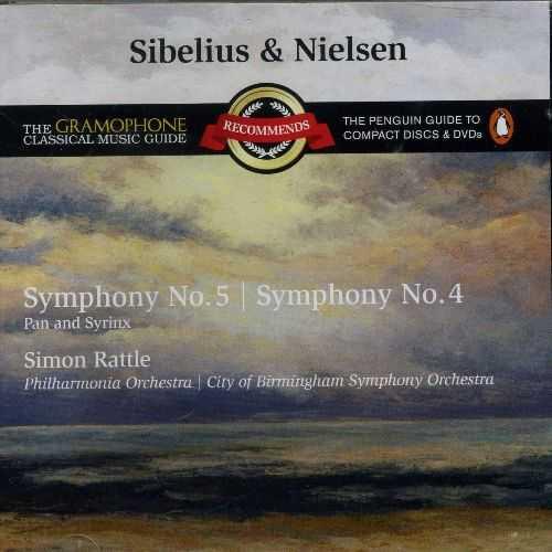 Nielsen/Sibelius: Symphonies (FLAC)