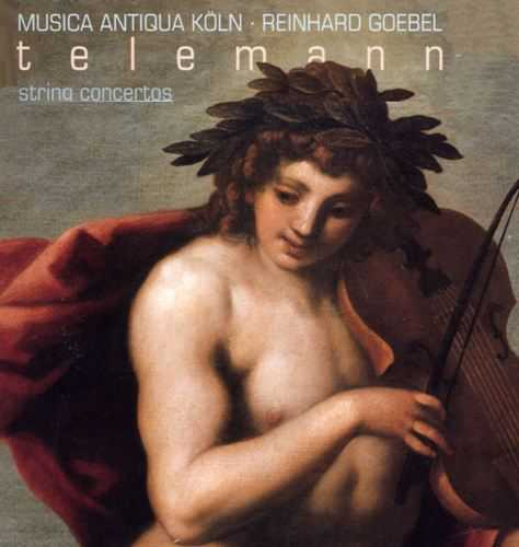 Goebel: Telemann - String Concertos (FLAC)