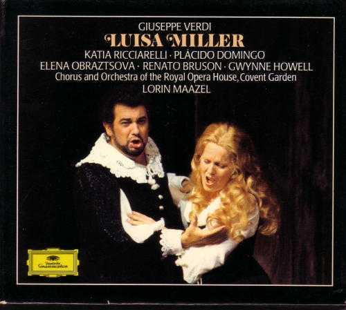 Maazel: Verdi - Luisa Miller (2 CD, FLAC)