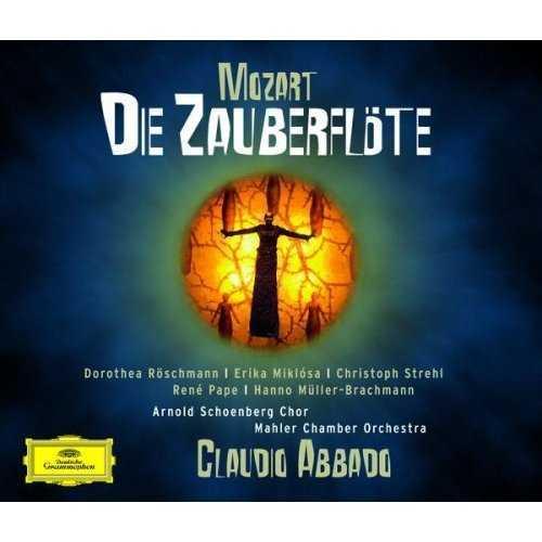 Abbado: Mozart - Die Zauberflote (2 CD, FLAC)