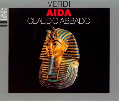 Abbado: Verdi - Aida (2 CD, APE)