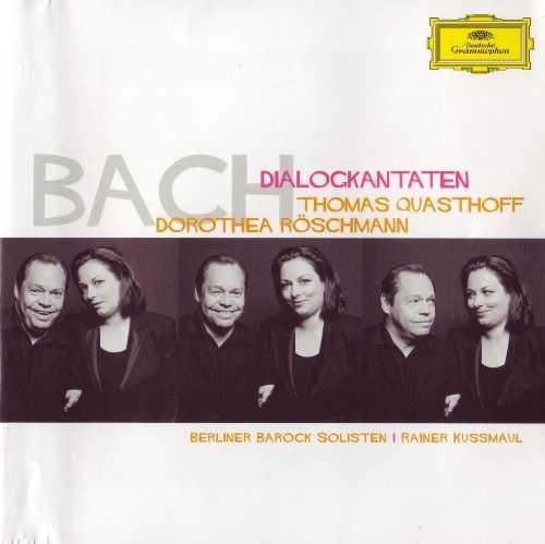Thomas Quasthoff: Bach, Dialogue Cantatas (FLAC)