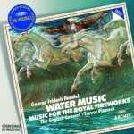 Pinnock: Handel - Water Music and Music for the Royal Fireworks (FLAC)