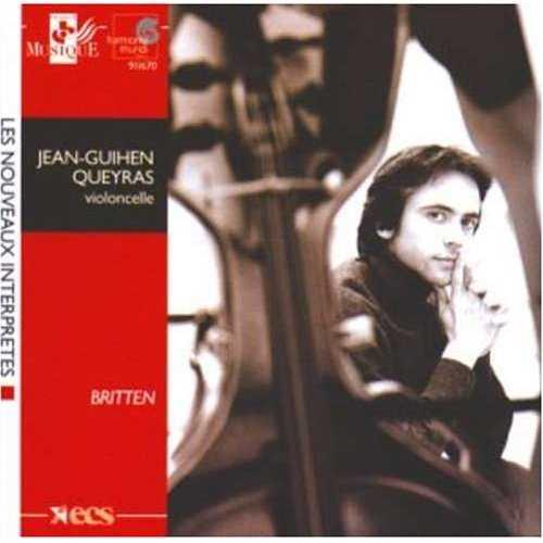 Britten: Three Suites for Solo Violoncello (FLAC)