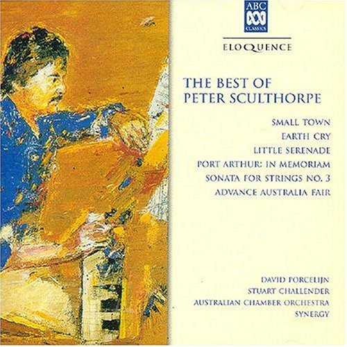 The Best of Peter Sculthorpe (FLAC)