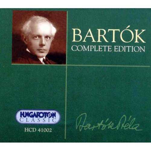 Bartok: Complete Edition (29 CD box set, APE)