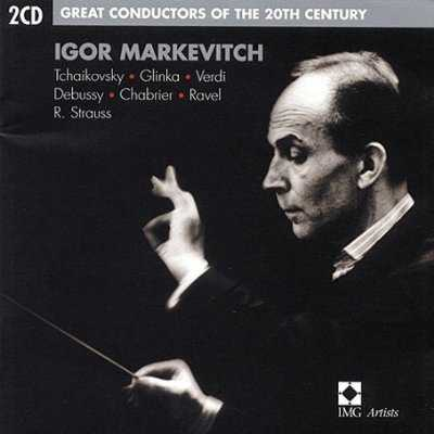 Great Conductors of the 20th Century: Igor Markevitch (2 CD, APE)