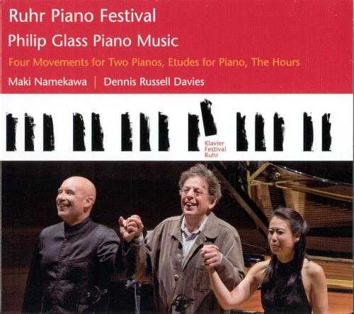 Philip Glass Piano Music - Ruhr Piano Festival (FLAC)