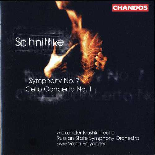 Alfred Schnittke: Symphony No.7 / Cello Concerto No.1 (APE)