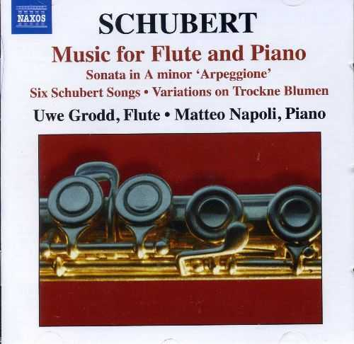 Schubert - Music for Flute and Piano