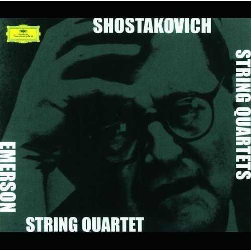 Shostakovich: The String Quartets (5 CD box set, APE)