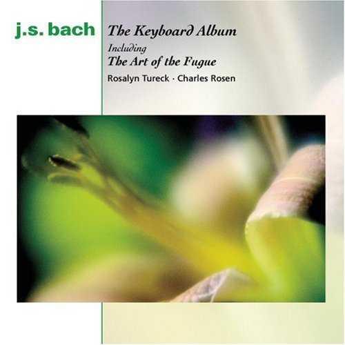 Rosalyn Tureck: Bach - The Keyboard Album (2 CD, FLAC)