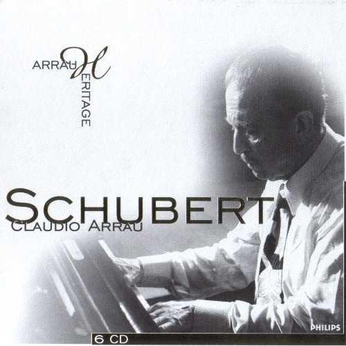 Arrau Heritage: Schubert (6 CD, APE)