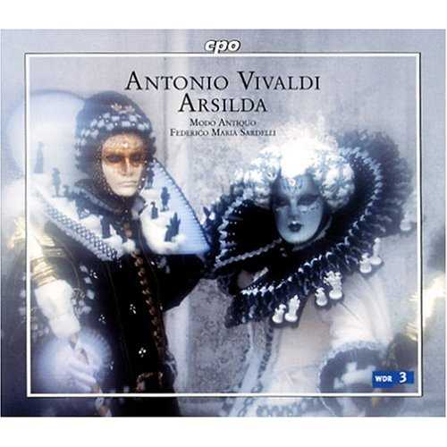 Vivaldi - Arsilda, Regina di Ponto (3 CD box set, APE)