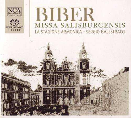 Biber: Missa Salisburgensis (SACD, FLAC)