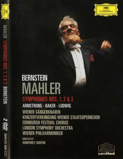 فروش سمفونی شماره 3 گوستاو ماهلر (Bernstein-Mahler Symphony No.3)