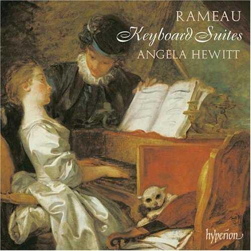 Angela Hewitt: Rameau - Keyboard Suites (SACD, APE)