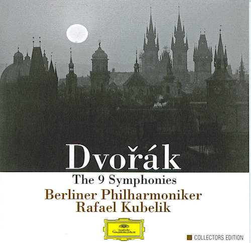 Kubelik: Dvorak - The Nine Symphonies, Collector's Edition (6 CD box set, APE)