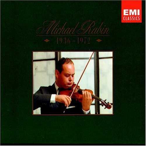 Michael Rabin - 1936-1972 (6 CD box set, FLAC)