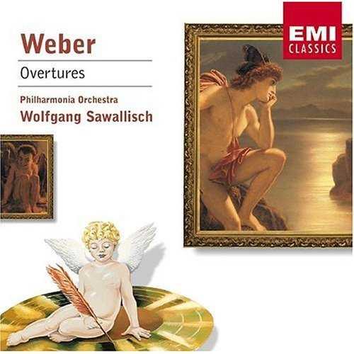 Sawallisch: Weber - Overtures (FLAC)
