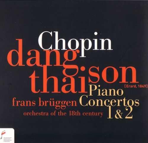 Son, Bruggen: Chopin - Piano Concertos 1 & 2 (APE)