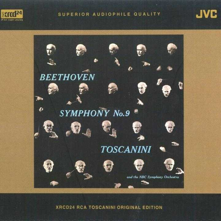 "Toscanini: Beethoven - Symphony No.9 in D-minor, op.125 ""Choral"" (FLAC)"