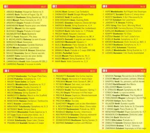 111 Years of Deutsche Grammophon: 111 Classic Tracks