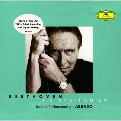 Abbado: Beethoven - Die Symphonien (5 CD box set, FLAC)